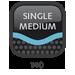 Single Medium 140